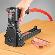 Engrapadora Neumatica De Tiras De 5/8 Para Cajas De Carton
