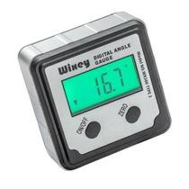 Medidor Wixey Wr300 Tipo 2 De Ángulo Digital Con Luz De Fond