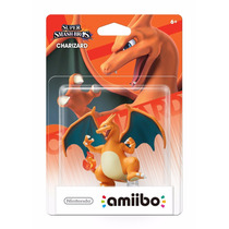 Amiibo Charizard Super Smash Bros Nuevo Sellado Wii U / 3ds
