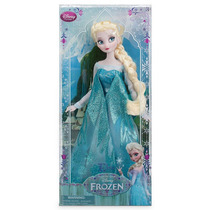 Muñeca Elsa Frozen Disney Store