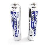 Baterías Aaa Recargables 1200 Mah Paquete De 2 - T1346