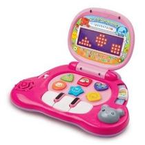 De Vtech Bebé Light-up Laptop Pink