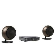 Increíble Paquete Receptor Amplificador Y Bocinas Orb Audio