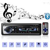 Auto Estero 1din Bluetooth Mp3 / Mano Libre / Aux / Usb / Fm