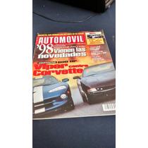 Automóvil - Anticipación 98 Vienen Las Novedades Golf, Jetta