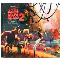 Libro D Arte Lluvia De Hamburguesas 2 Cloudy With Meat Balls