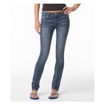 Jeans Aeropostale Bayla Skinny Nuevo T-24 Nuevo Original