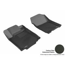 Tapetes Premium Uso Rudo 3d Cr-v 2012-2015 - 1ra Y 2da Filas