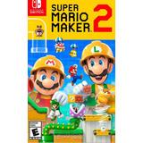 ..:: Mario Maker 2 ::.. Para Nintendo Switch Envio Hoy Mismo