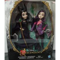 Mal Y Maléfica Descendientes Muñecas Disney Hasbro Niñas