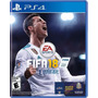 °° Fifa 18  Playstation 4 Ps4  Bnkshop - Disponible °°