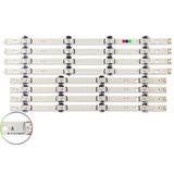 Kit Leds LG 42lb5500 42lb5800 42lb5830 42lb6500 - Alum, Nvo.