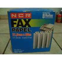 Fax Rollos De Papel