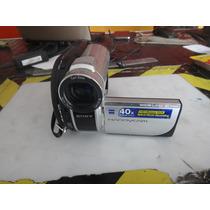 Handycam Sony Dcr-dvd610 40 X Optical Zoom Carl Zeiss