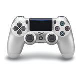 Control Joystick Sony Dualshock 4 Silver