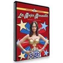 Dvd Mujer Maravilla: Primera Temporada : Lynda Carter