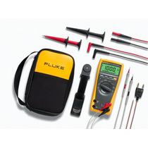 Fluke 179/eda2 Kit Multimetro Industrial De 6 Piezas