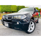 Bmw X3 2.5 Sia Top Line At 2005 Autos Usados Puebla