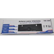 Antena Plana Para Tv Lcd Led Plasma Alta Definicion Hdtv