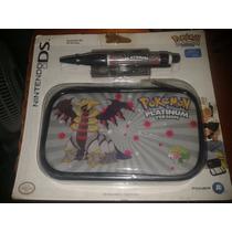 Estuche Pokémon Platium Para Nintendo Ds Lite Nuevo Original