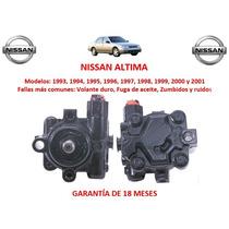 Bomba Direccion Hidraulica P/cremallera Nissan Altima 2000