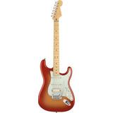 Guitarra Fender Americana Dlx Stratocaster Con Estuche