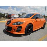 Seat Leon Cupra Copa Edition, Mod. 2009, Color Naranja