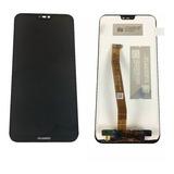 Pantalla Display Touch Huawei P20 Lite Negro Original
