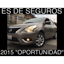 Versa 2015 Oportunidad Rematooo (standard)