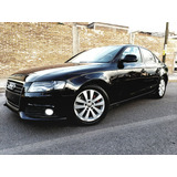 Audi A4 1.8 T Trendy Plus Multitronic Cvt 2009 Autos Puebla