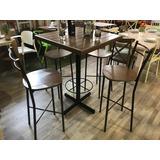 Mesa Periquera Con Bancos Restaurantes Cafeterías Y Bares