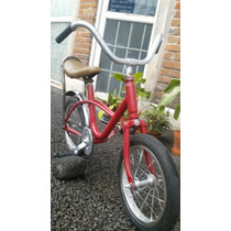 Bicicleta Infantil De Coleccion Windor Ciao 1967