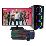 Pc Gamer Xtreme Amd  A8 Gaming  8gb 1tb Gráficos Radeon Monitor Led 20 Pulg.