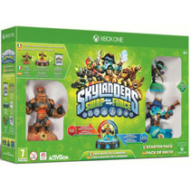 Skylanders Swap Force Xbox One Pack De Inicio Nuevo Sellado