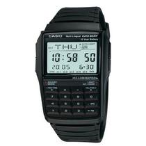 Reloj Casio Dbc32 Data Bank Calculador 5 Alarmas Despertador