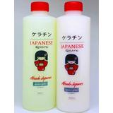 Alaciado Japonés Keratina + Shampoo 125ml