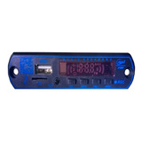 Modulo Reproductor  Bluetooth Control Remoto