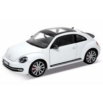 Volkswagen Vw Beetle Coupe 2012 Welly Fx Escala 1:18 !!!!