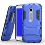 Funda Protector Uso Rudo Anti Golpes Motorola Moto G3