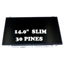Pantalla 14.0 Slim 30 Pines B140xtn02.1 N140bge-e43 Acer V5