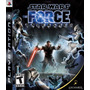 Star Wars The Force Unleashed Playstation 3 Nuevo