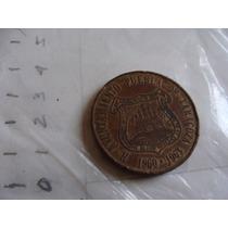 Medalla O Moneda , 5 De Mayo , 1862-1962 De Cobre