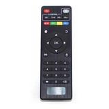 Control Smart Tv Boxx Wifi Y 4k Green Leaf Adn-3000universal