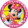 Platos Vasos Desechables Todo Fiesta Minnie Mouse Mimí