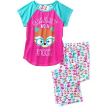 Pijama Blusa Pantalon Talla 10-12 Para Niña Envio Gratis