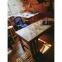 Mesa Escritorio Con Madera Reciclada