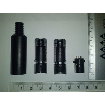 9 Pack Conector 4 Pin S-video Mini Din Mouse Teclado Soldar