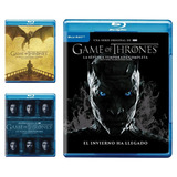 Game Of Thrones Juego Tronos Paquete Temporada 5 6 7 Blu-ray