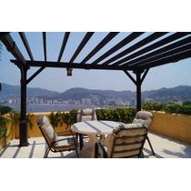 Casa Con Vista Espectacular Y Servicios Hoteleros Incluidos