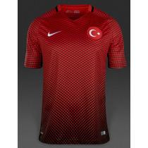 Jersey Nike Turquia Local Euro2016 Original C/num